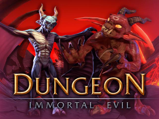 Автомат Dungeon Immortal Evil