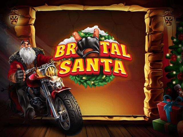 Брутальный Санта онлайн
