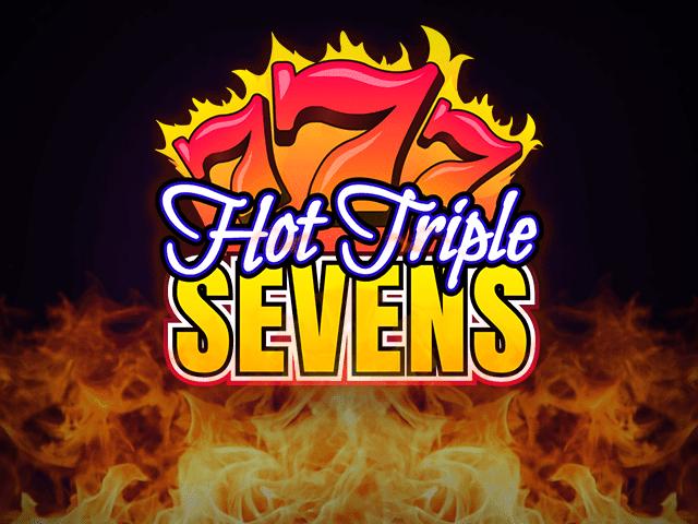Hot Triple Sevens слот онлайн