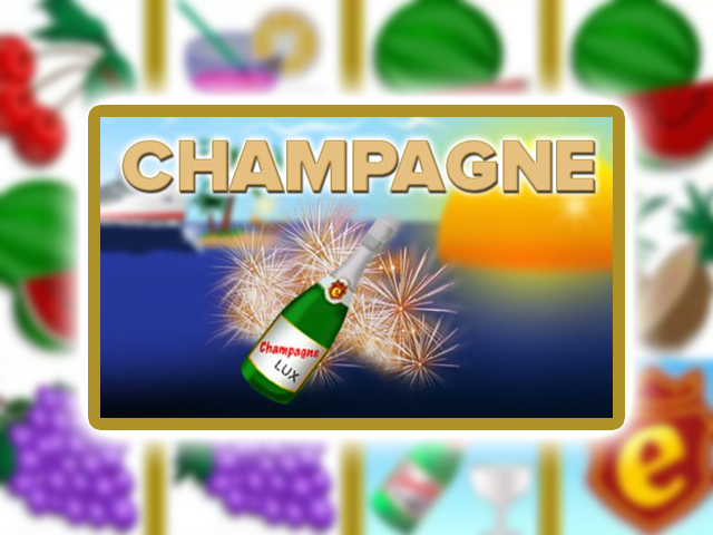 Игровой автомат Шампанское