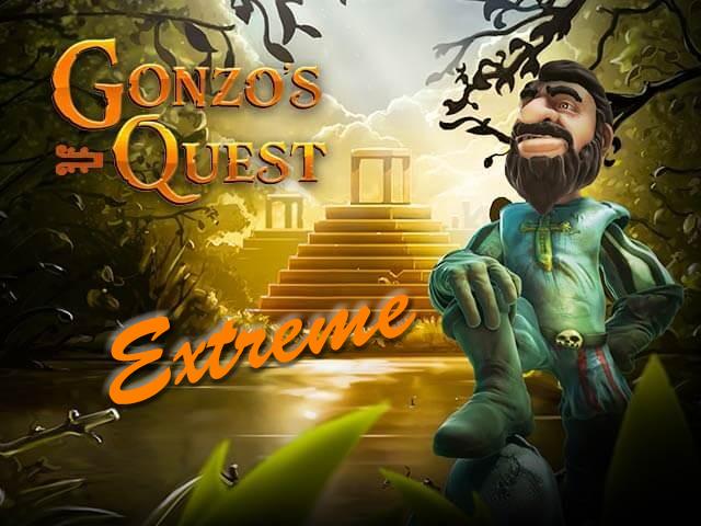 Игровой аппарат Gonzo's Quest Extreme