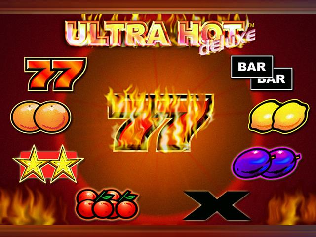 Игровой автомат Ультра Хот Делюкс