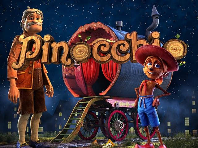 Азартная игра Пиноккио
