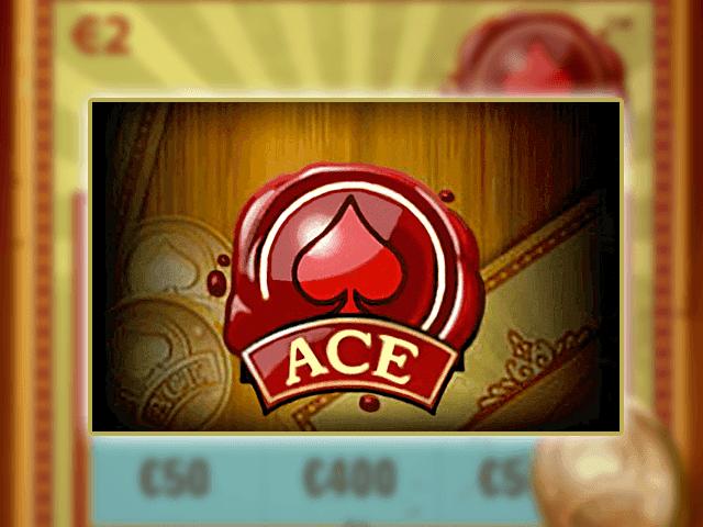Игровой аппарат Ace