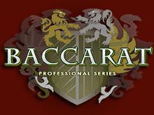 Автомат Baccarat Pro Series Table Game