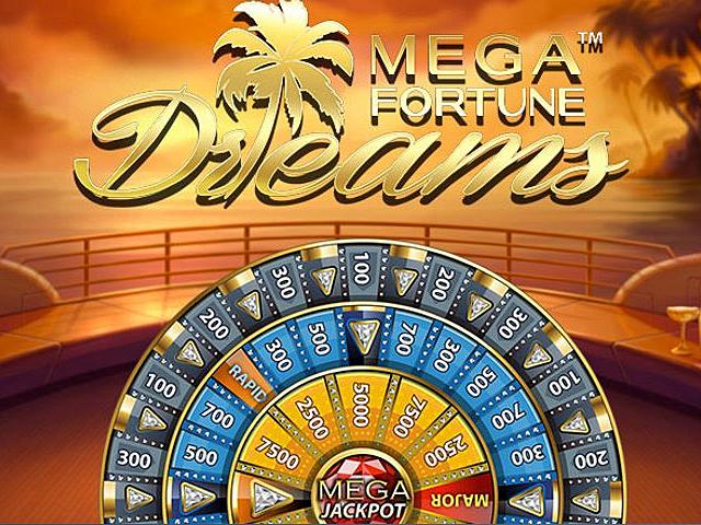 Игровой автомат Мечты О Мега-Богатстве