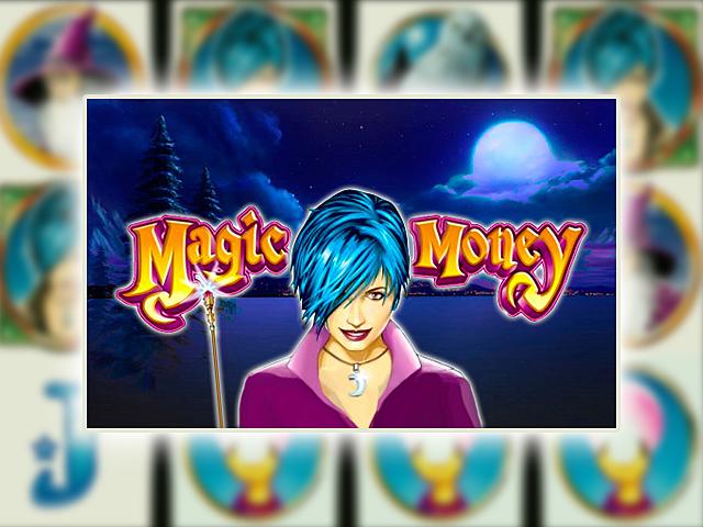 Игровой автомат Магия Денег