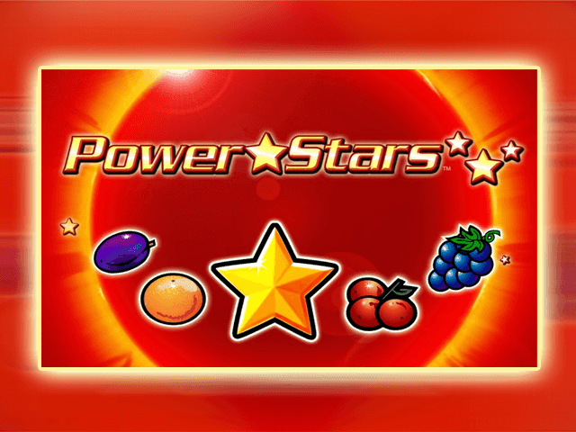Онлайн-автомат Мощные Звезды
