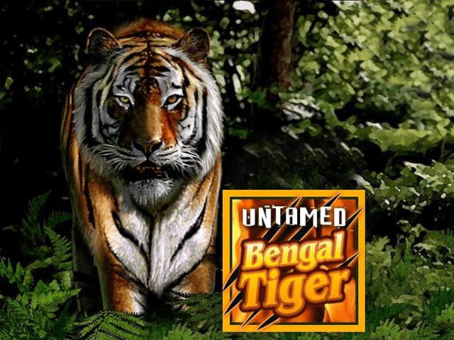 Игровой автомат Бенгальский Тигр