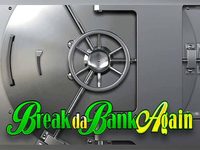 Игровой автомат Mega Spins Break Da Bank Again