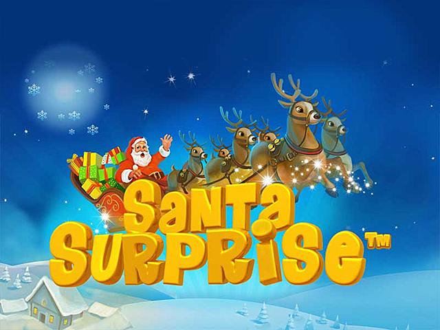Онлайн-автомат Santa Surprise