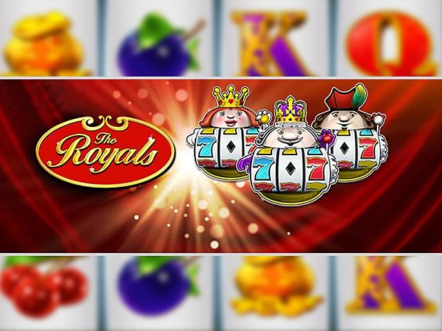 Игровой автомат Короли
