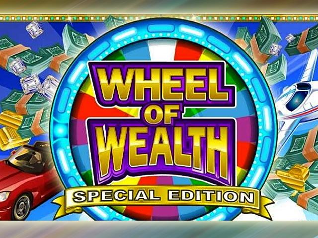 Игровой автомат Wheel Of Wealth Special Edition