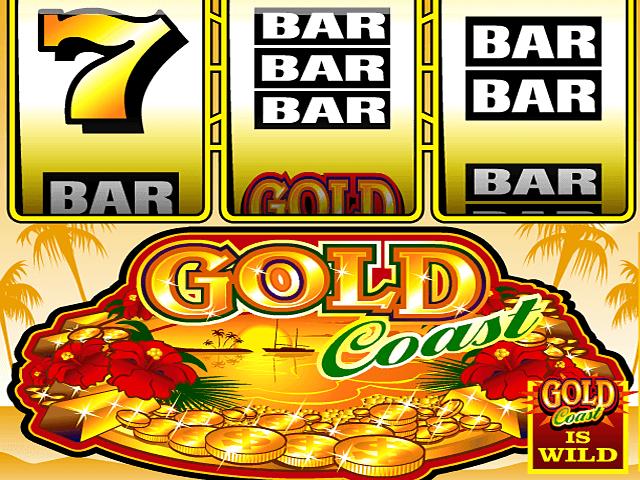 Онлайн-слот Золотой Берег