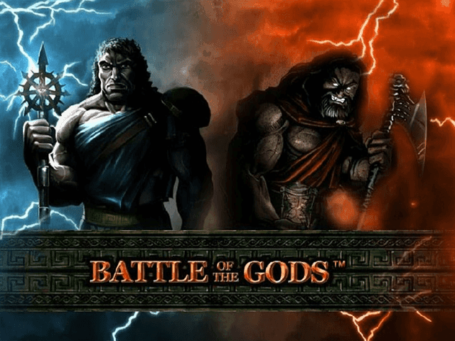 Азартная игра Battle Of The Gods