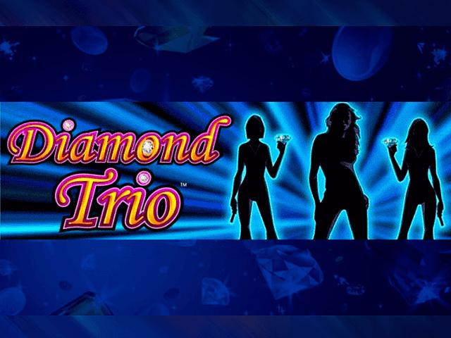Видео-слот Diamond Trio
