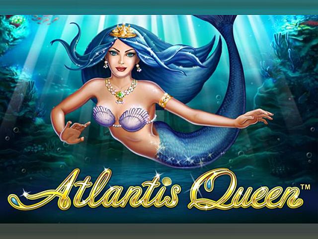 Видео-слот Atlantis Queen