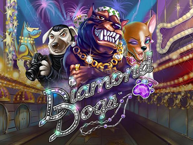 Азартная игра Diamond Dogs