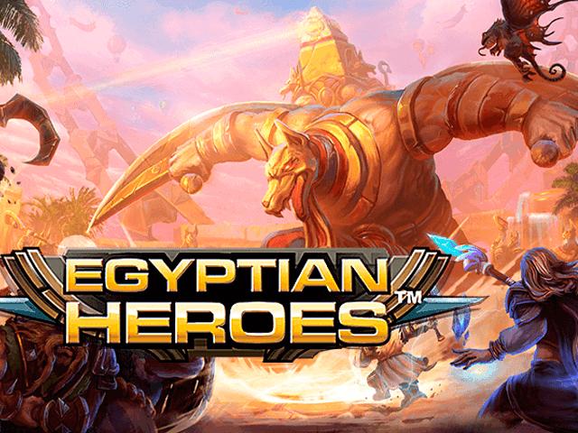 Видео-слот Egyptian Heroes