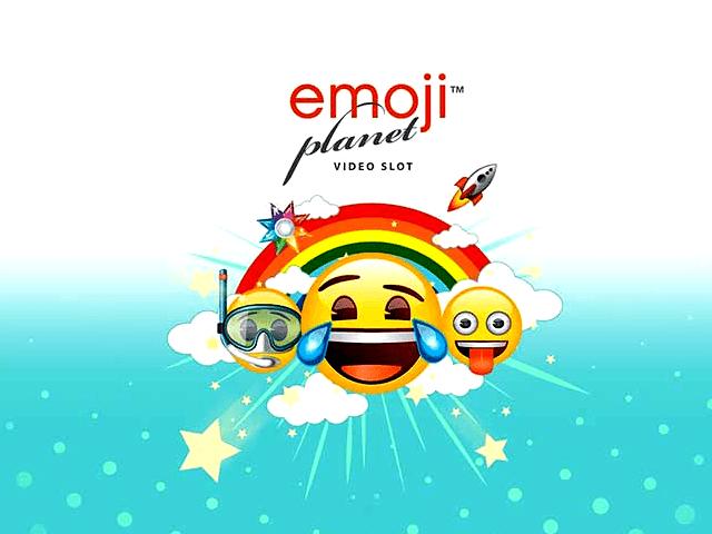 Онлайн-аппарат Emoji Planet Video Slot