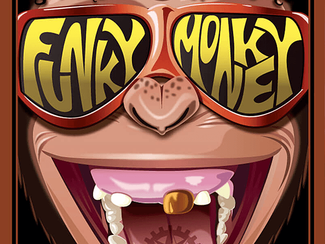 Игровой аппарат Funky Monkey