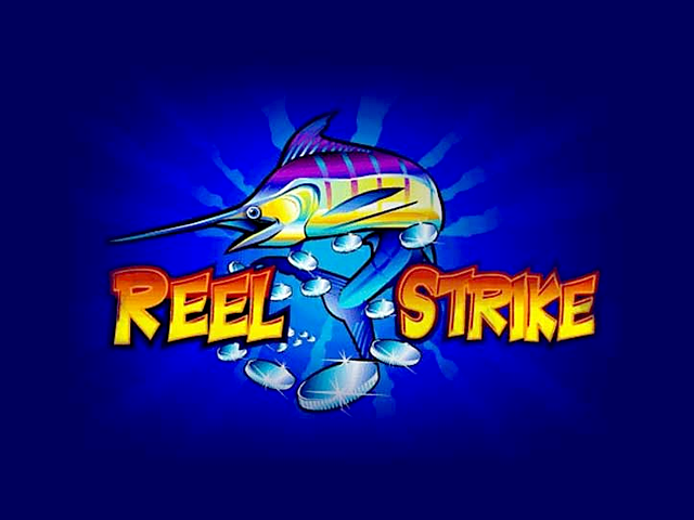 Игровой аппарат Reel Strike