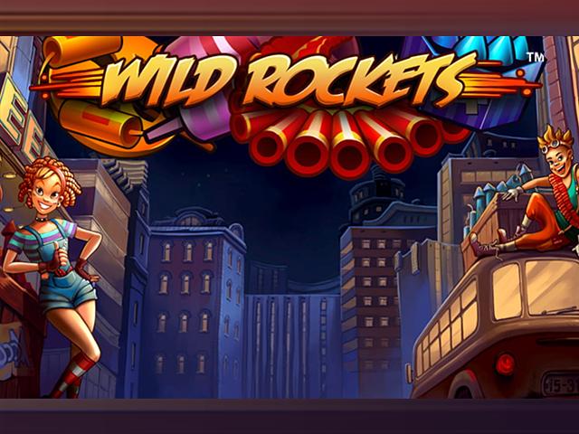 Азартная игра Wild Rockets