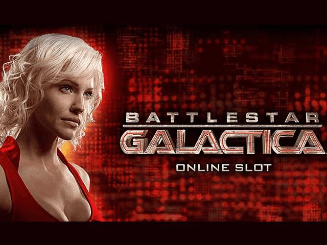 Игровой аппарат Battlestar Galactica