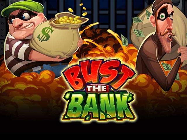 Азартная игра Bust The Bank