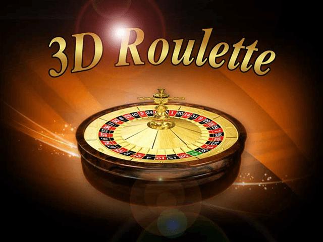 Игровой автомат 3D Roulette