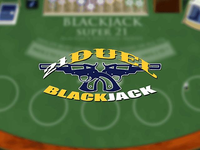 Игровой автомат 21 Duel Blackjack