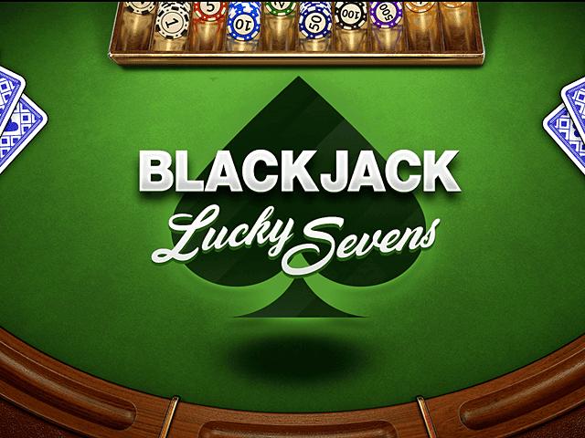 Игровой автомат Blackjack Lucky Sevens